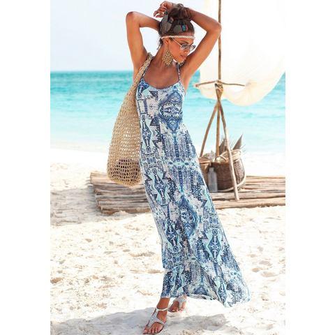 Picture BUFFALO LONDON Maxi-jurk met Azteken-motief multicolor 831151