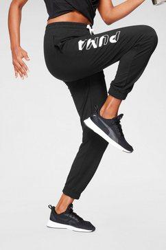 puma trainingsbroek modern sports pants cl zwart