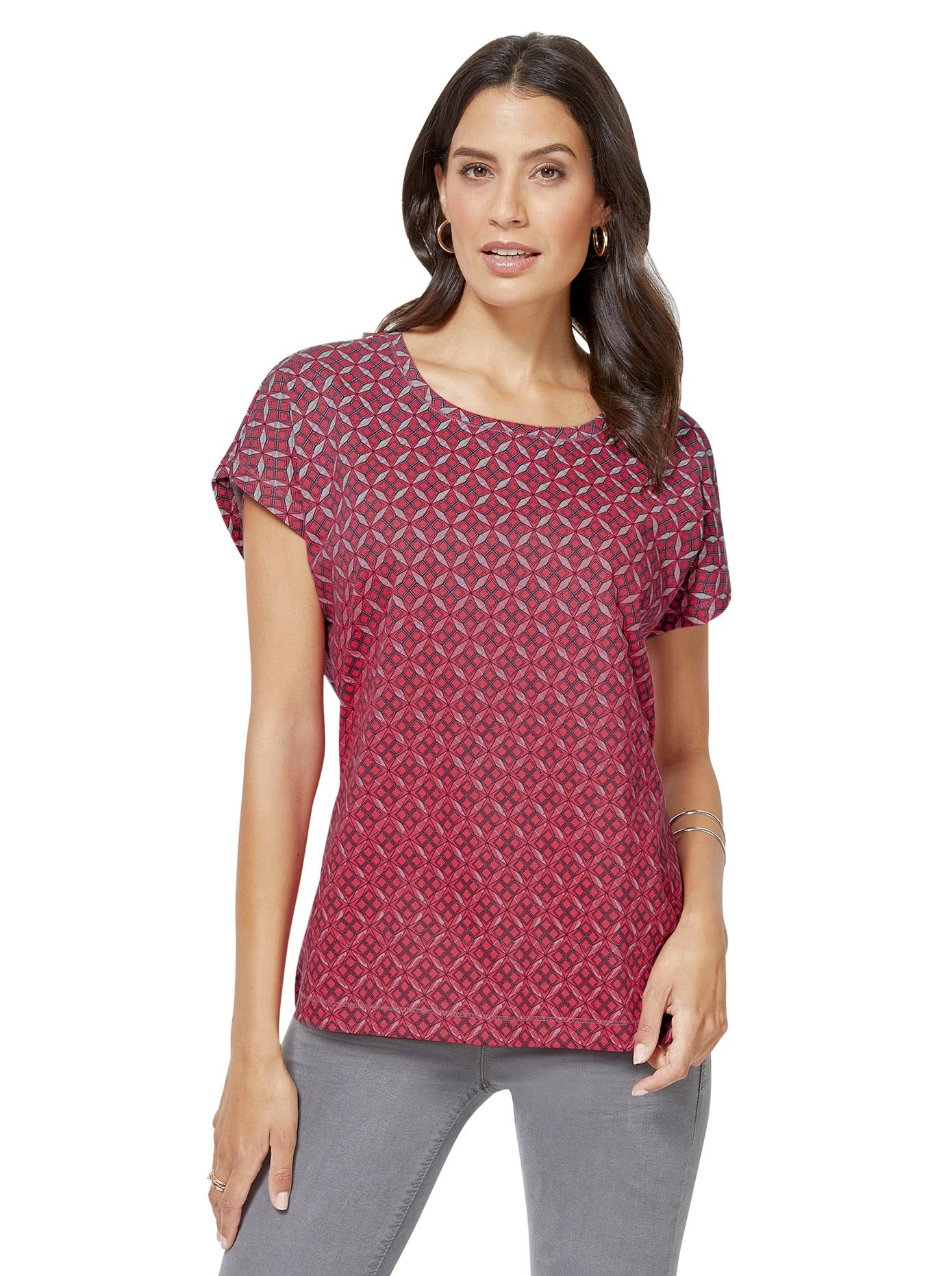 Classic Inspirationen Shirt met ronde hals nu online bestellen