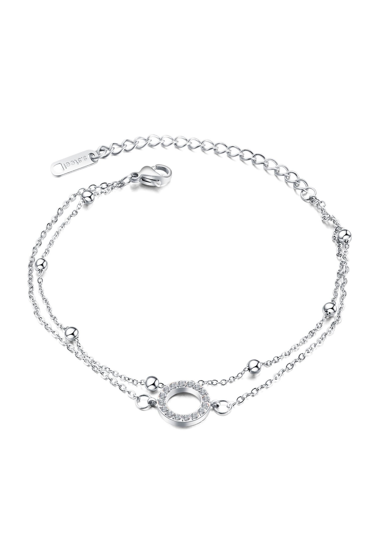 Firetti armband Circle met zirkoon (synthetisch) online kopen op otto.nl