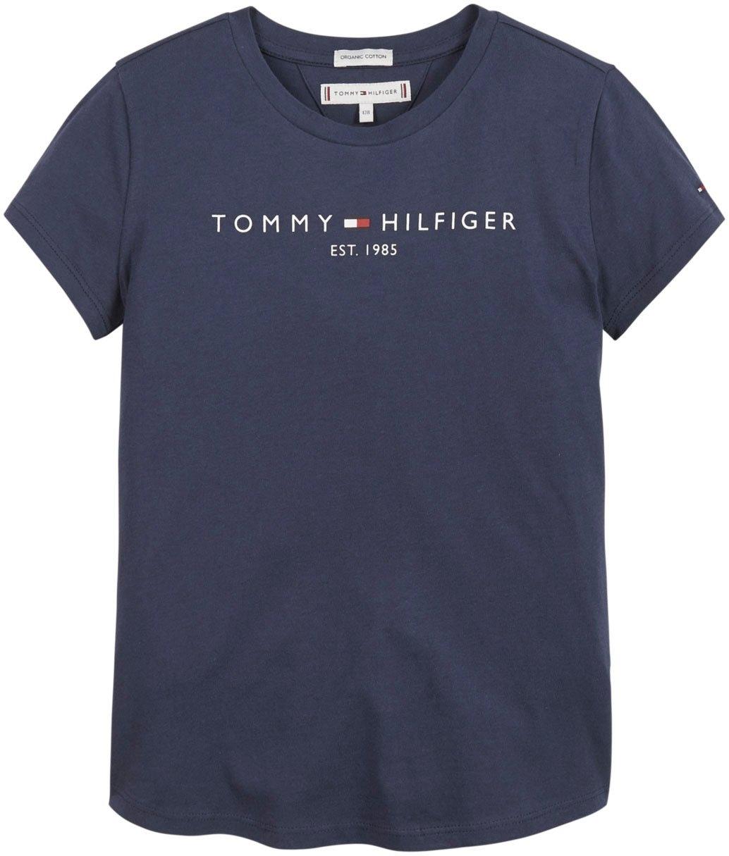 Tommy Hilfiger T-shirt ESSENTIAL TEE S/S nu online kopen bij OTTO