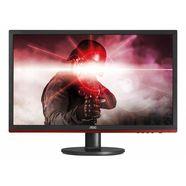 aoc full hd gaming-monitor, 61 cm (24 inch) »g2460vq6« zwart