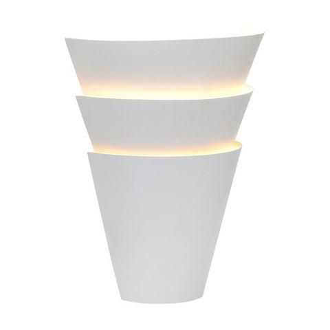 BRILLIANT Wandlamp met 1 fitting E14