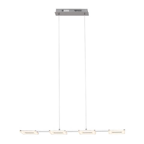 BRILLIANT LEUCHTEN Hanglamp met 4 fittingen