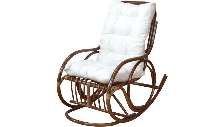 Kussen Voor Rotan Schommelstoel.Home Affaire Rotan Schommelstoel Inclusief Kussen Nu Online