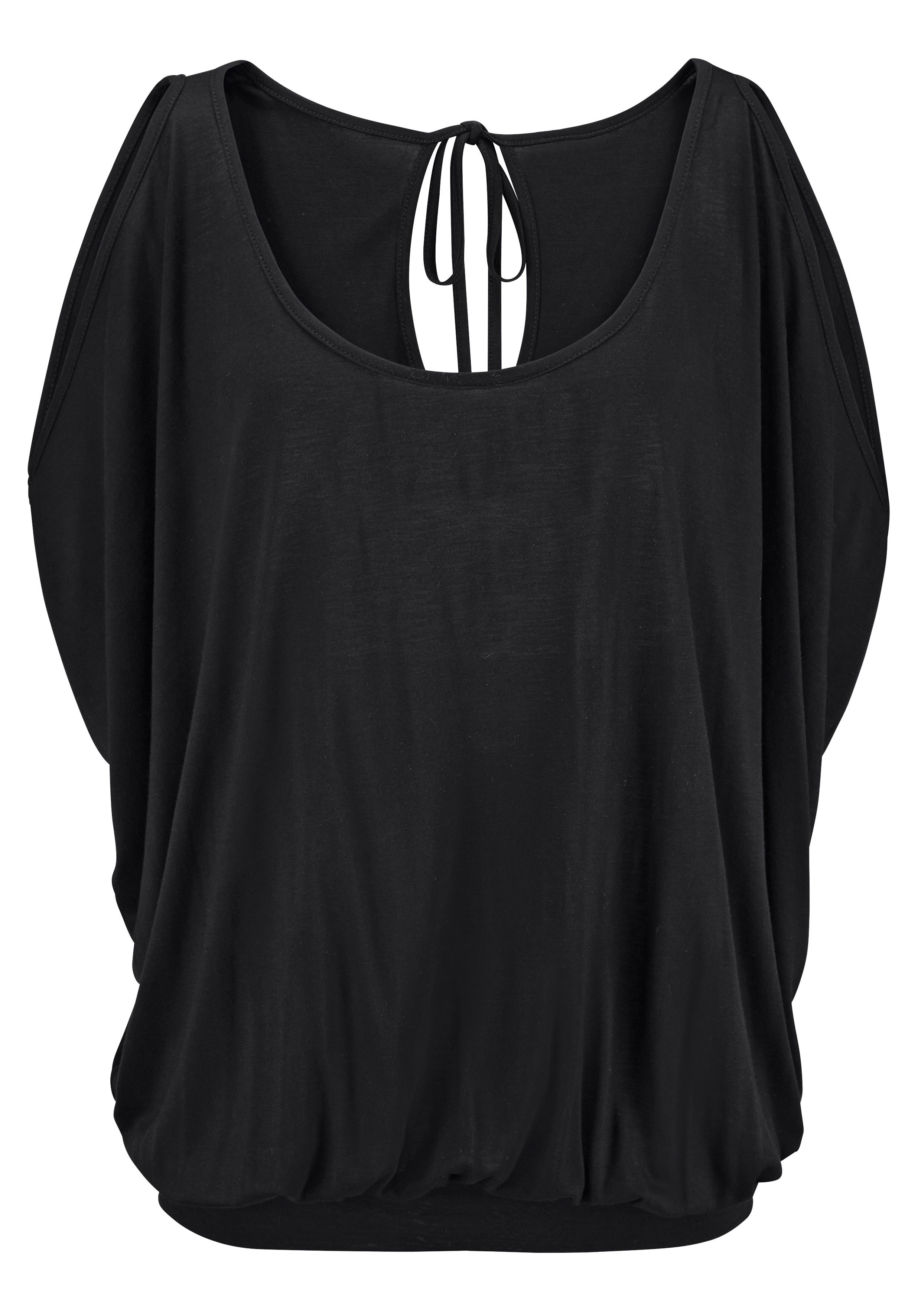 849222c6873e5e LASCANA Shirt met smalle boorden makkelijk gekocht