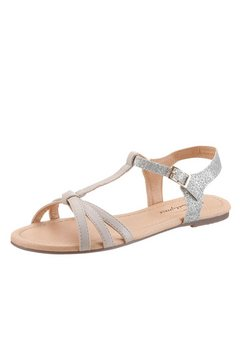 Sandalen van imitatieleer