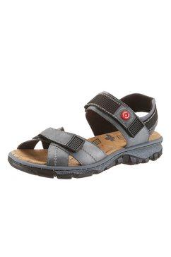 Trekking-sandalen van leer