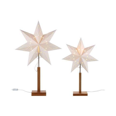 Kerstster Tafellamp Afmeting: H70 x B43 cm