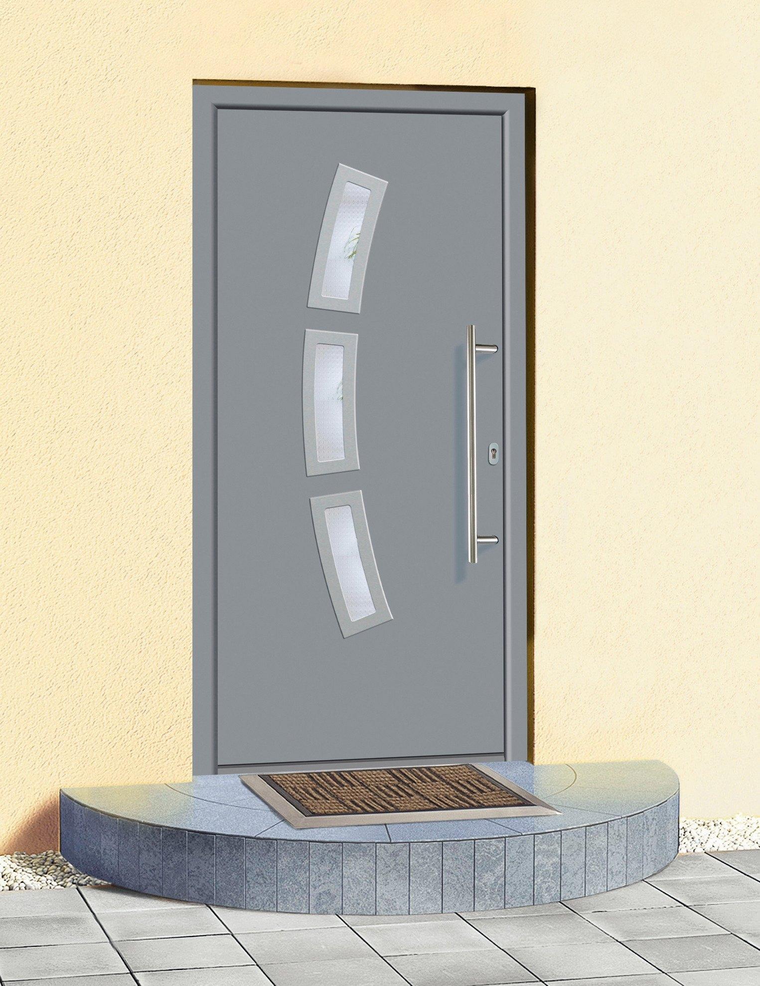Km Zaun KM MEETH ZAUN GMBH Aluminiumvoordeur nu online bestellen