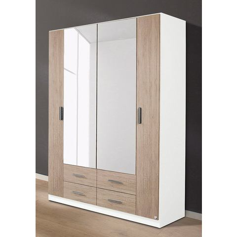 Kledingkasten RAUCH Garderobekast met of zonder spiegel 868118