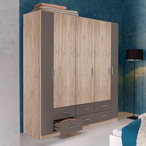 Kledingkasten RAUCH Garderobekast met of zonder spiegel 208603
