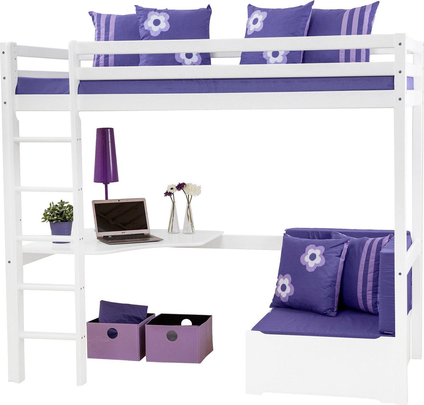 HOPPEKIDS Hoogslaper Purple Flower