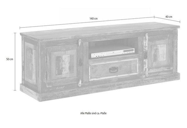 sit lowboard riverboat breedte 140 cm bestellen bij otto. Black Bedroom Furniture Sets. Home Design Ideas