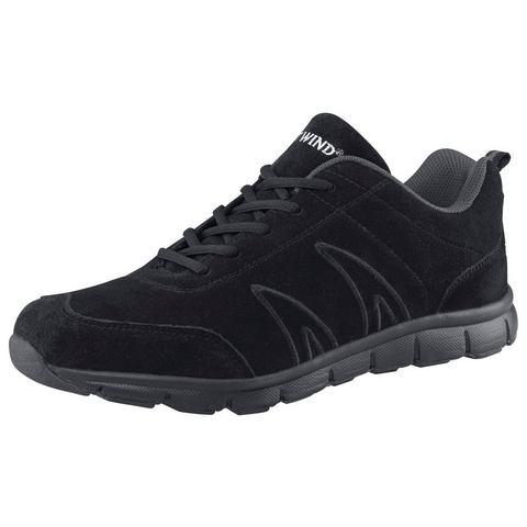 EASTWIND Sneakers Eastwind Spirit van suèdeleer