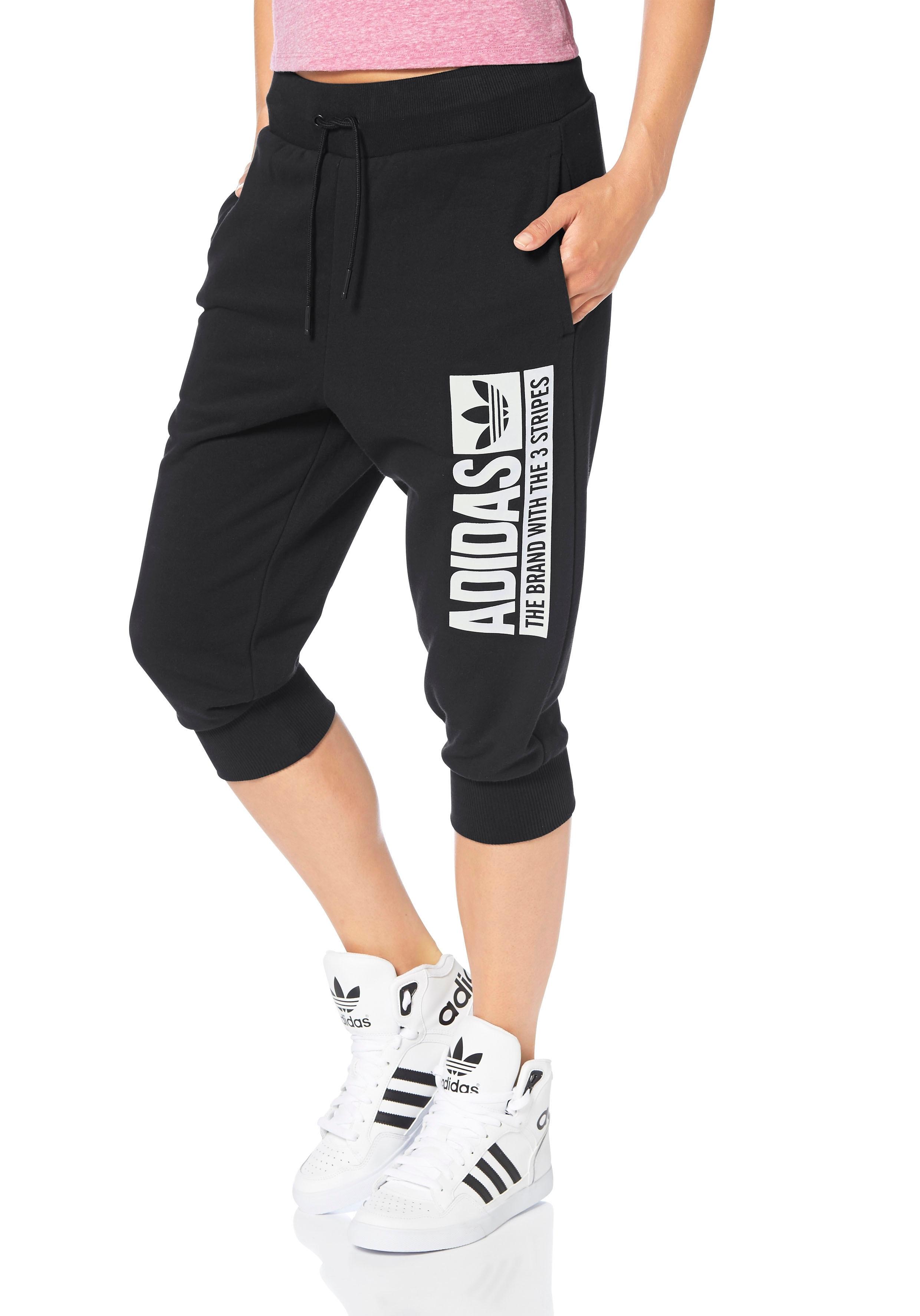 adidas Originals 3/4-sweat-broek nu online bestellen