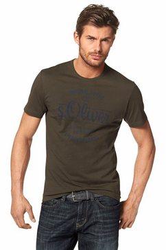 S.OLIVER T-shirt met print