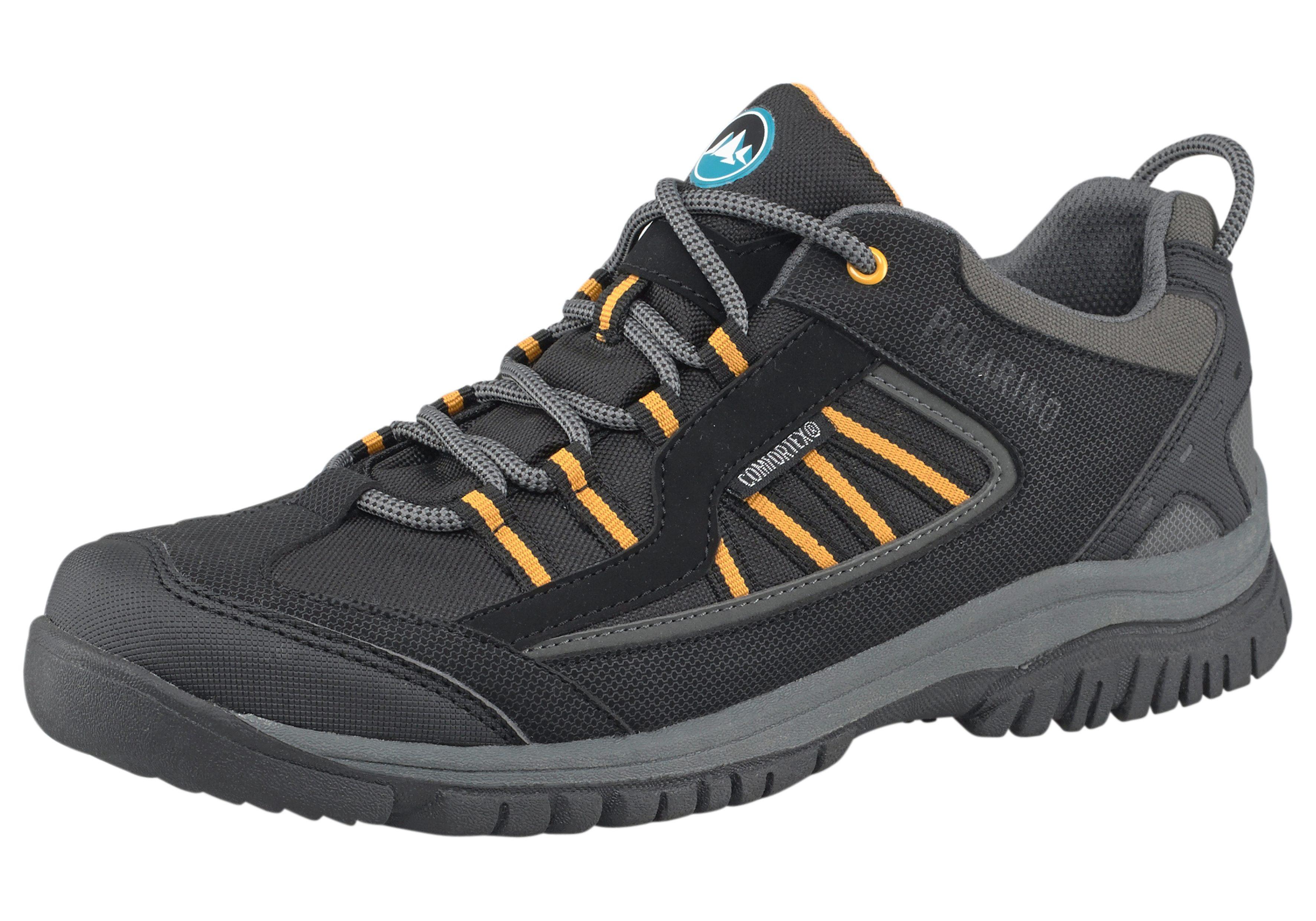 Bruetting Hommes Hiker Chaussures De Marche - Noir (noir / Gris), Taille: 41