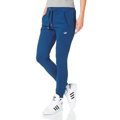 ADIDAS ORIGINALS Sweatbroek met logoborduursel