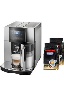 volautomatisch koffiezetapparaat Perfecta ESAM 5708, zilverkleur