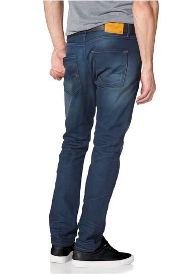 JACK & JONES Slim Fit-jeans Tim