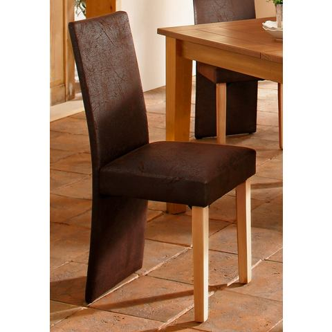 Eetkamerstoelen Stoel HOME AFFAIRE (set van 2 4 of 6) 391194