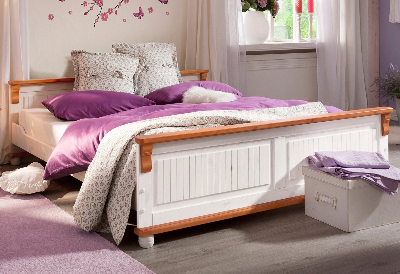 HOME AFFAIRE Bed Adele