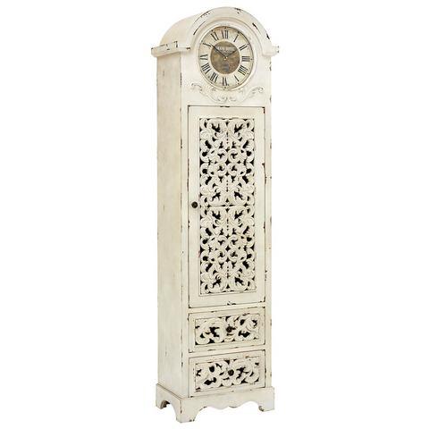 Kasten  vitrinekasten Vitrinekast met horloge 160743