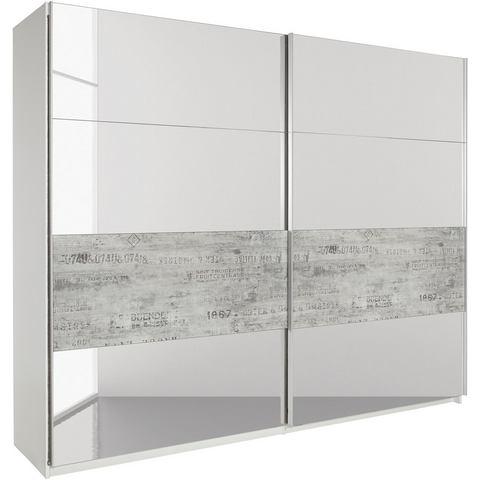 Kledingkasten RAUCH Zweefdeurkast naar keuze met spiegel 814736