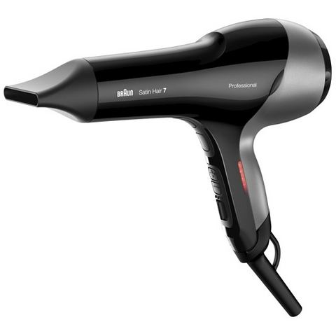 BRAUN Sensodryer HD780 in cadeauset