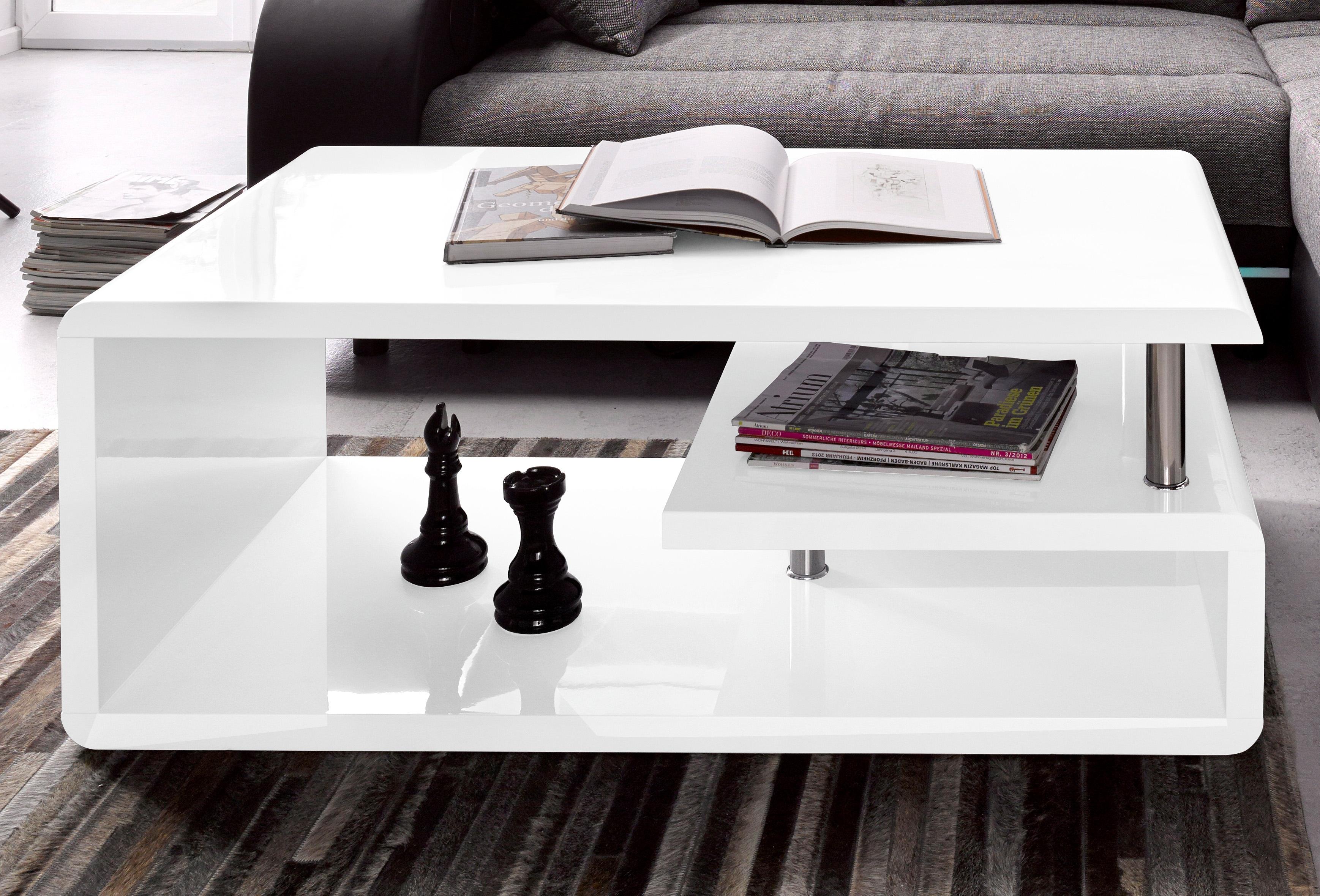 Witte Vierkante Salontafel Met Lade.Witte Salontafels Online Kopen Bekijk De Collectie Otto