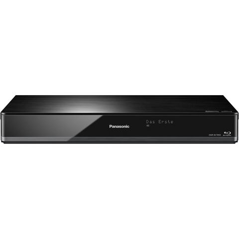 Panasonic DMR-BCT850 1 TB Twin-HD DVB-C tuner, WiFi, 4K Up-scaling Zwart