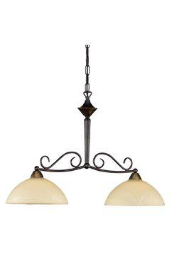 hanglamp, 2 fittingen