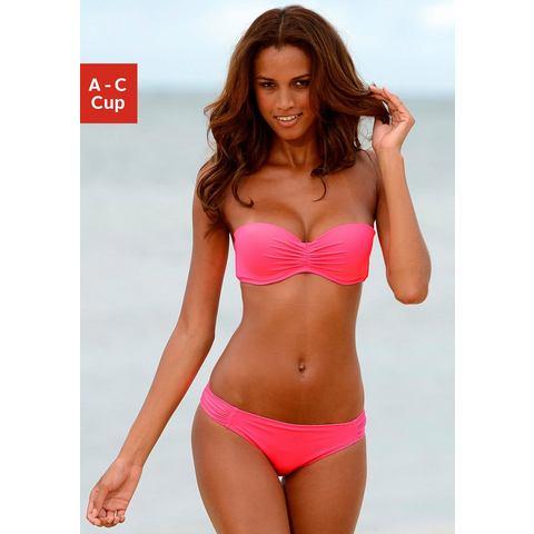 LASCANA Balconette-bikini met gewatteerde cups