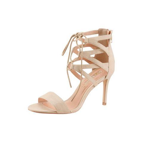 Schoen: BUFFALO Sandaaltjes van imitatieleer