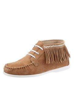 Schoenen in Indian-look met franje