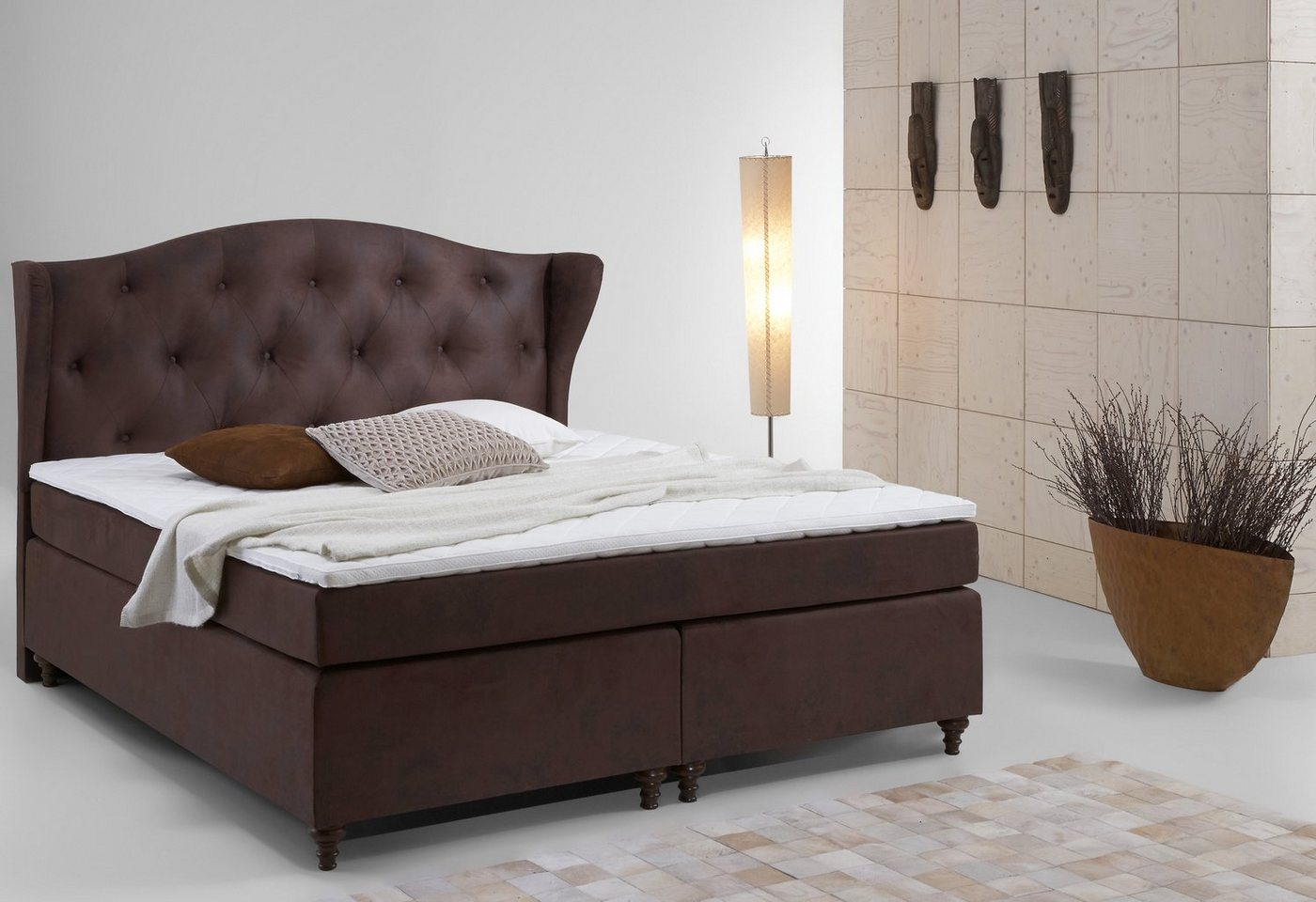 HOME AFFAIRE boxspring Felix
