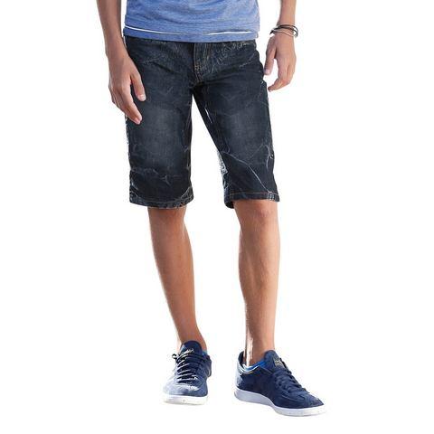 BUFFALO Jeans-bermuda voor jongens