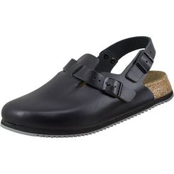 birkenstock clogs »tokio« zwart