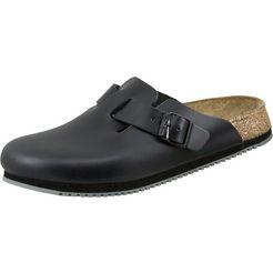 birkenstock clogs zwart