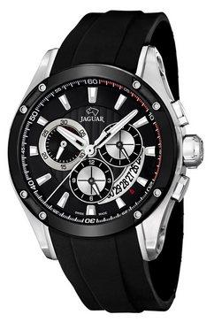jaguar, chronograaf, speciale editie, »j688-1« zwart