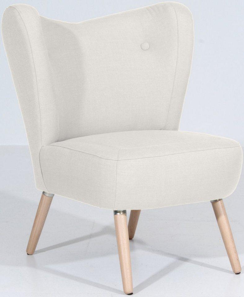 MAX WINZER® fauteuil Stella, in Scandinavian design
