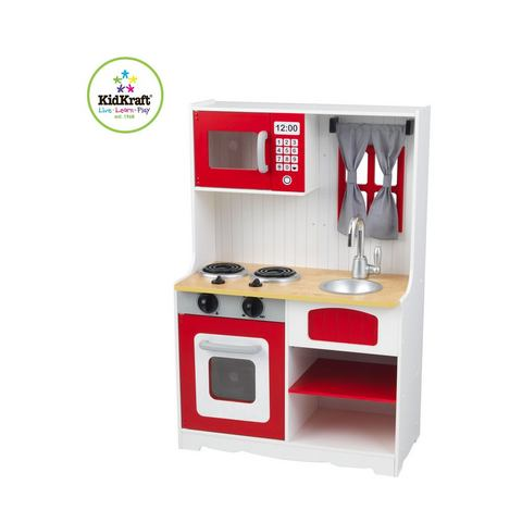 Kidkraft rode Country keuken