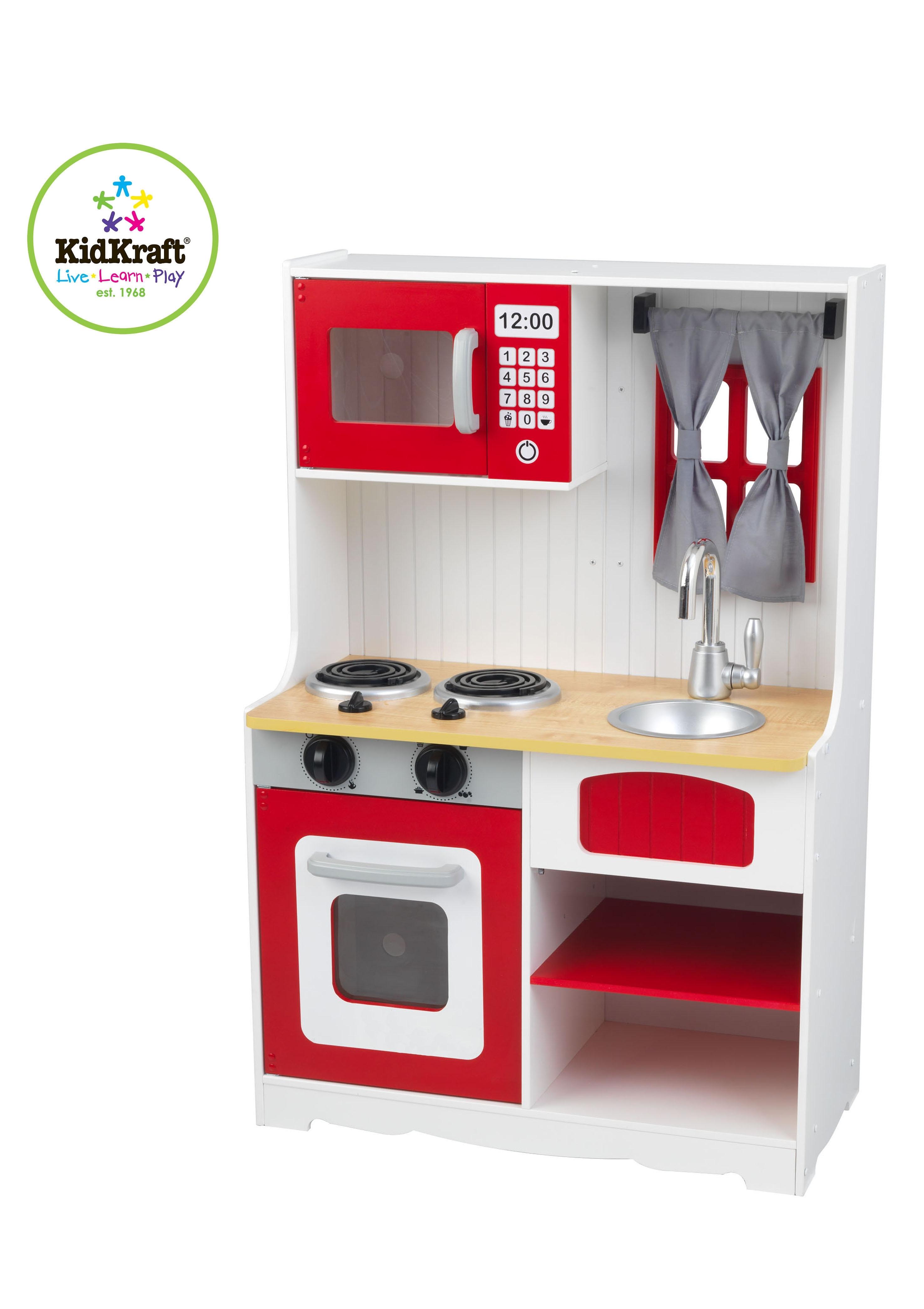 Kidkraft ® Speelkeukentje Red Country Kitchen bij OTTO online kopen
