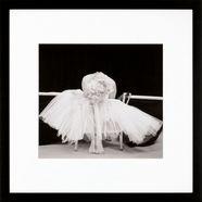 gc ingelijste artprint »marilyn monroe motief 3«, 40x40 cm zwart
