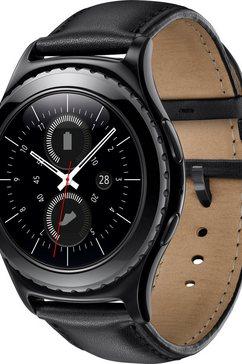 Gear S2 Classic Smartwatch, Tizen, Super AMOLED- Display, Waterdicht