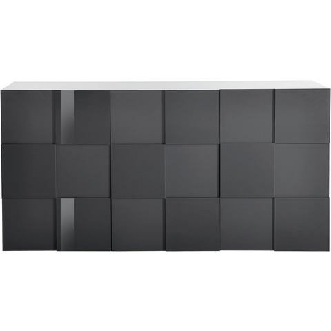 Dressoirs INOSIGN sideboard in 3D-look breedte 181 cm 770106