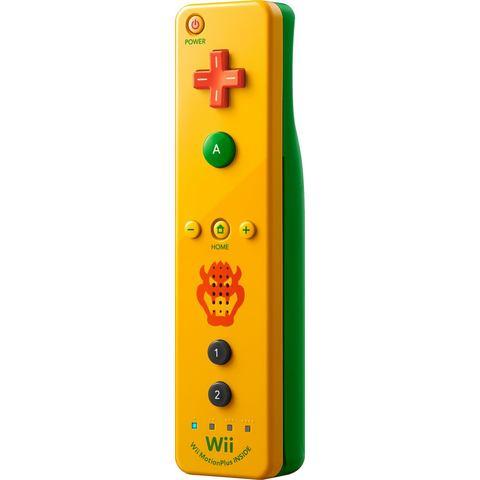 Nintendo Remote Controller Plus (Bowser Edition) Wii U (2312866)
