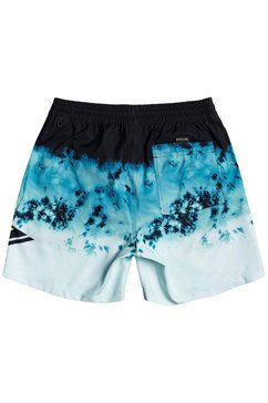 quiksilver boardshort »volley youth« zwart