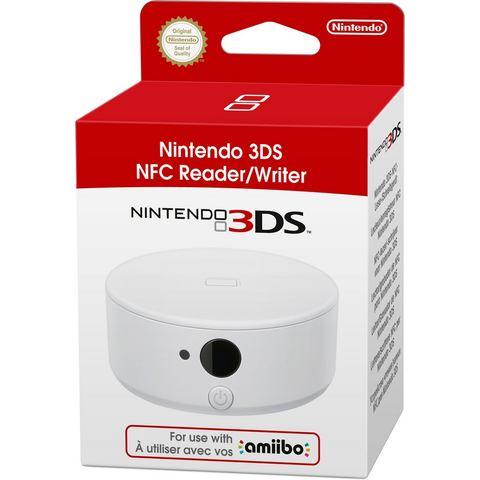 Nintendo 3DS NFC Reader Writer EUR